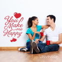 Vinilo You Make Me Happy