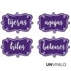 Etiquetas de Vinilo