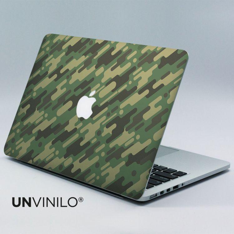 MINI-VINILO Camuflaje